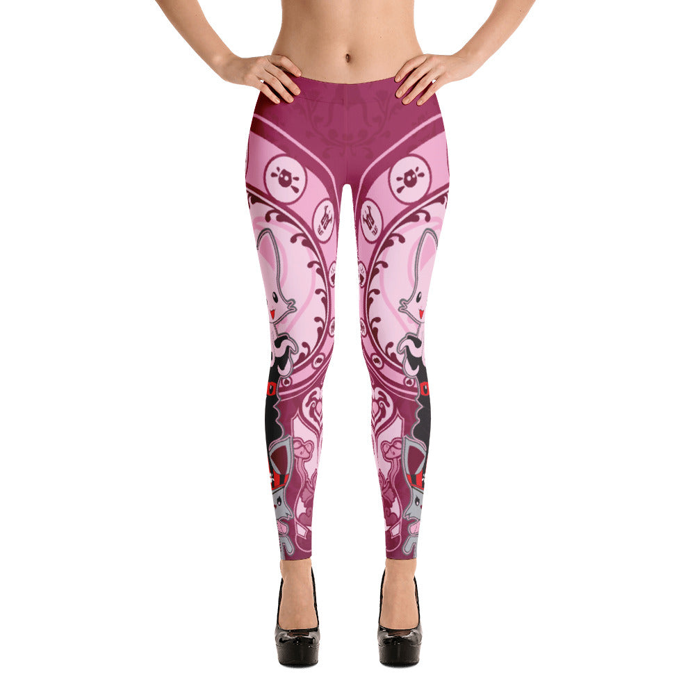 """Art Nouveau"" Leggings"