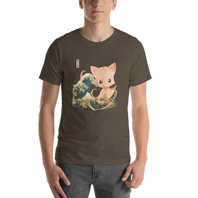 TK Wave Short-Sleeve Unisex T-Shirt