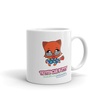 Teacher Kitty Mug