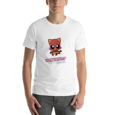 Hardware Kitty Short-Sleeve Unisex T-Shirt