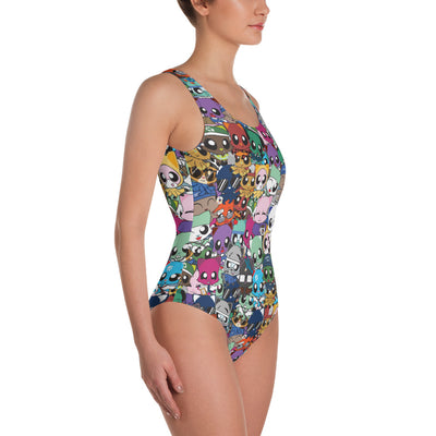First Responders & Essentials One-Piece Swimsuit