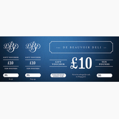 De Beauvoir Deli in-store voucher - The De Beauvoir Deli Co