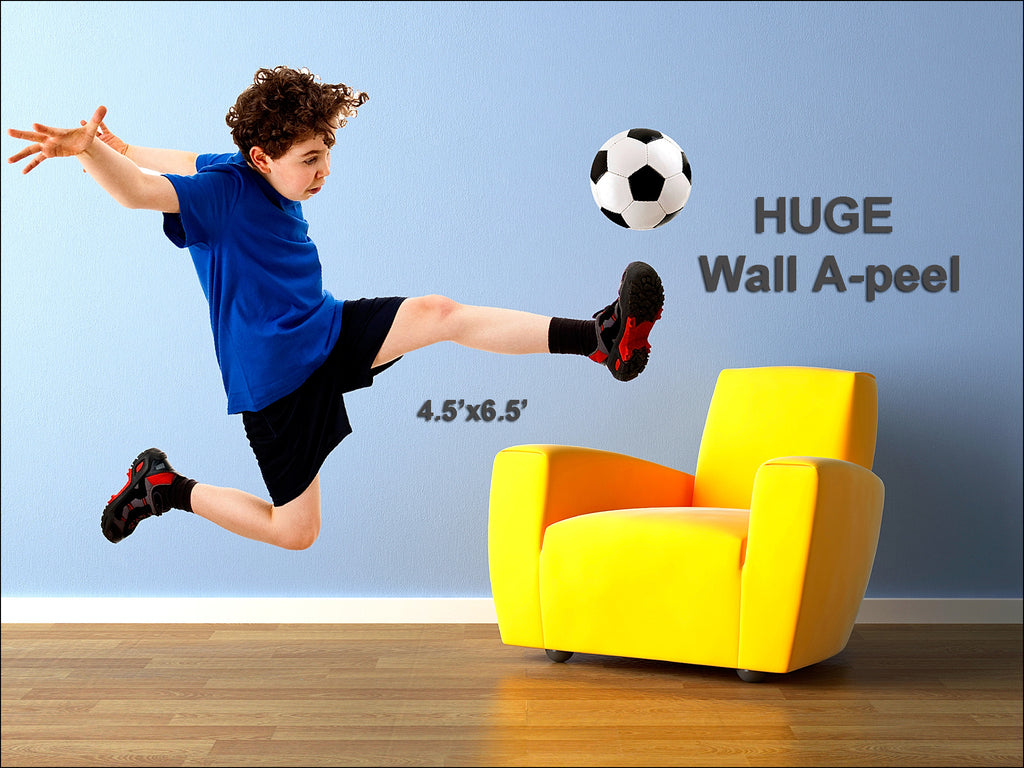Wall A-Peel - 4.5'x6.5'</p> HUGE