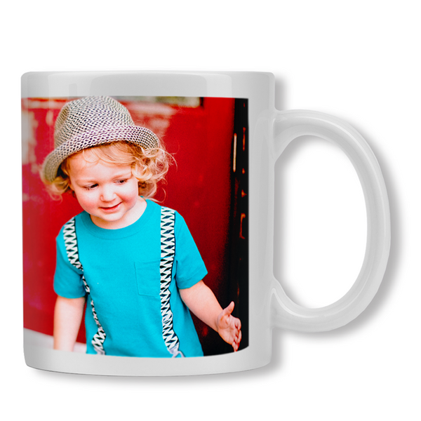 Coffee Mug - White 11 oz