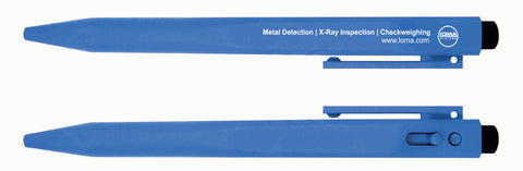 Metal Detectable Pen - Black Ink