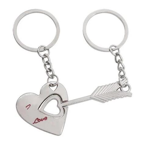 cupids arrow key ring