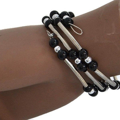 Beaded Bracelets Silver Tibetan Bracelet Wear With Love