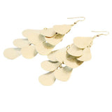 Chanderlier/drop Earrings Modern Geometric Drop Wear With Love