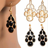 Chanderlier/drop Earrings Pretty Pearl Stylish Drop Wear With Love