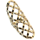 Rings_Statement Long Lattice Statement Rings Wear With Love