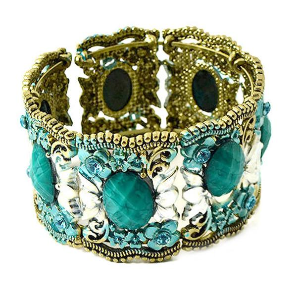 Statement Bracelets Bohemian Festival Bracelet Wear With Love
