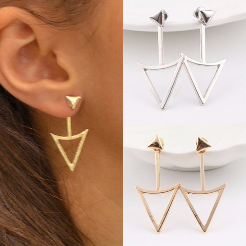 Bijoux Modern Arrow Stud Earring