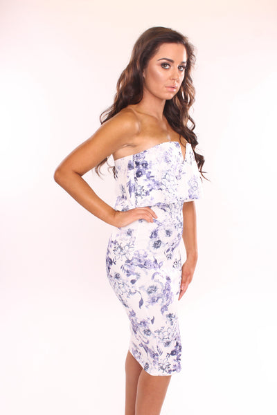 Bluebell midi dress