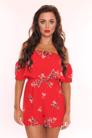 Primrose Playsuit