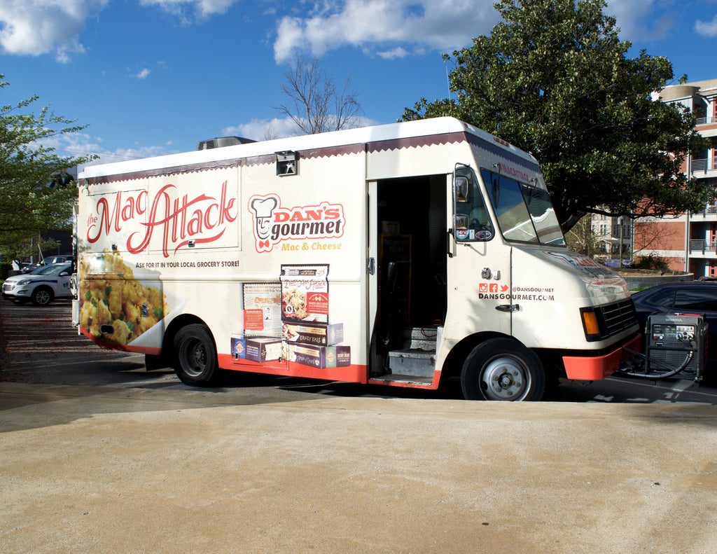 What it's (really) like working in a food truck