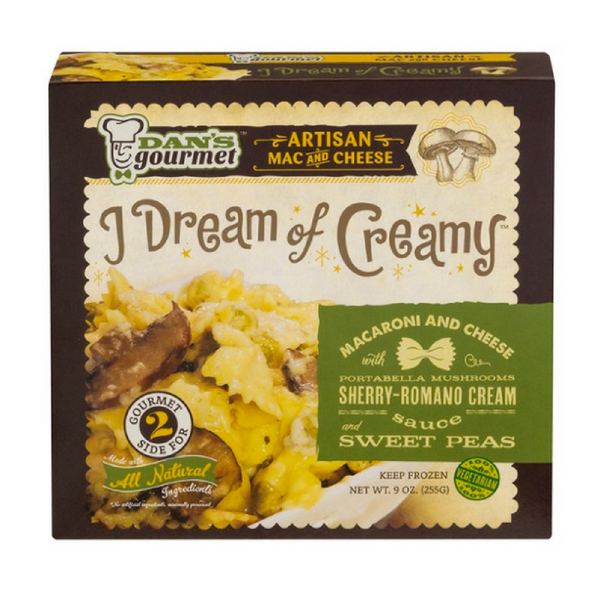 I Dream of Creamy Mac & Cheese