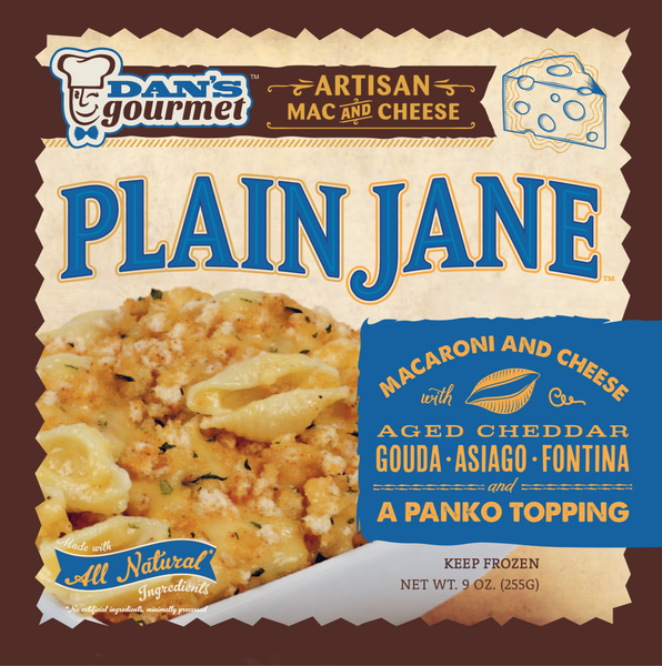 Plain Jane Mac & Cheese