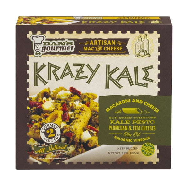 Krazy Kale Mac & Cheese