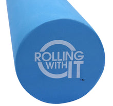 Load image into Gallery viewer, foam roller, EVA foam roller, Rolling With It