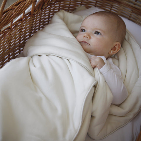 Lulladoovet - Bamboo Wrap and Winter Blanket, envelope shape, chic and elegant gift. Soft, bamboo viscose