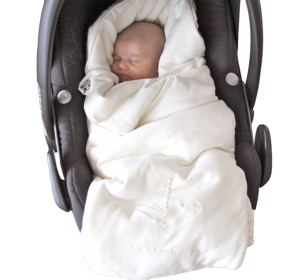Lulladoovet – Bamboo Wrap and Blanket