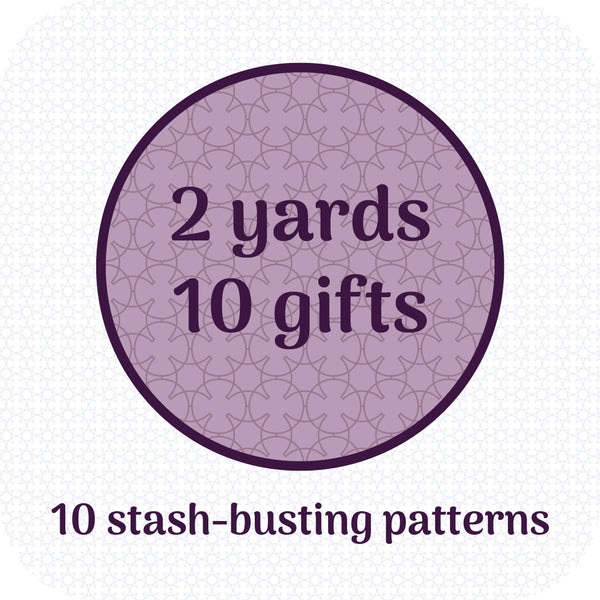 2 yards 10 gifts e-book