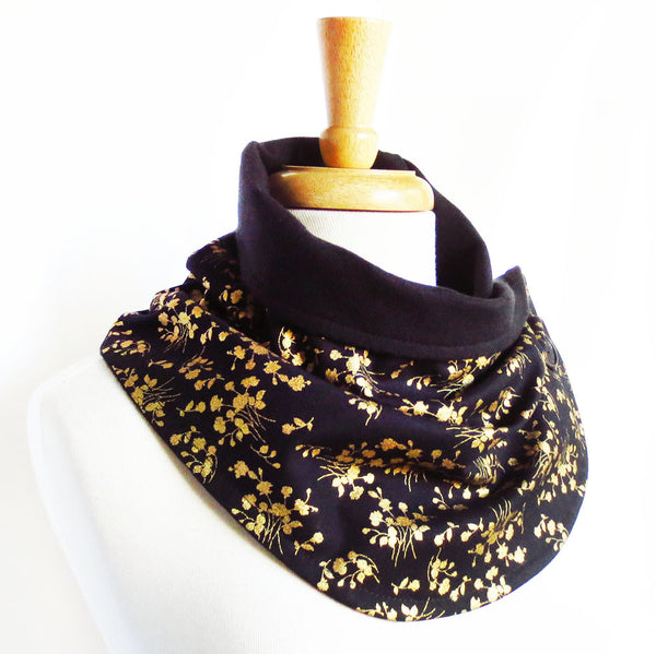 carla button scarf