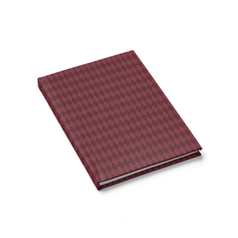 hardcover journal - harlequin