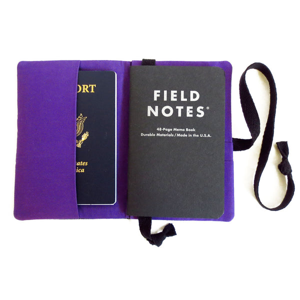 gold stars & bars field notes cover