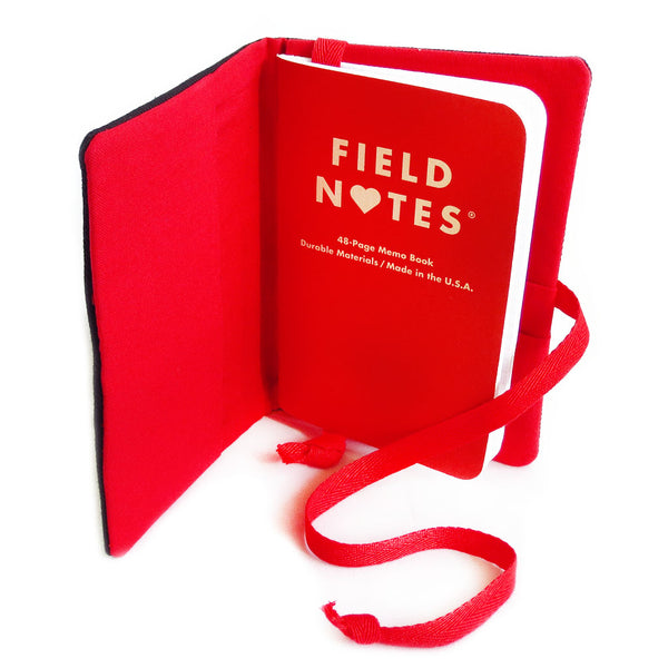 washington field notes cover
