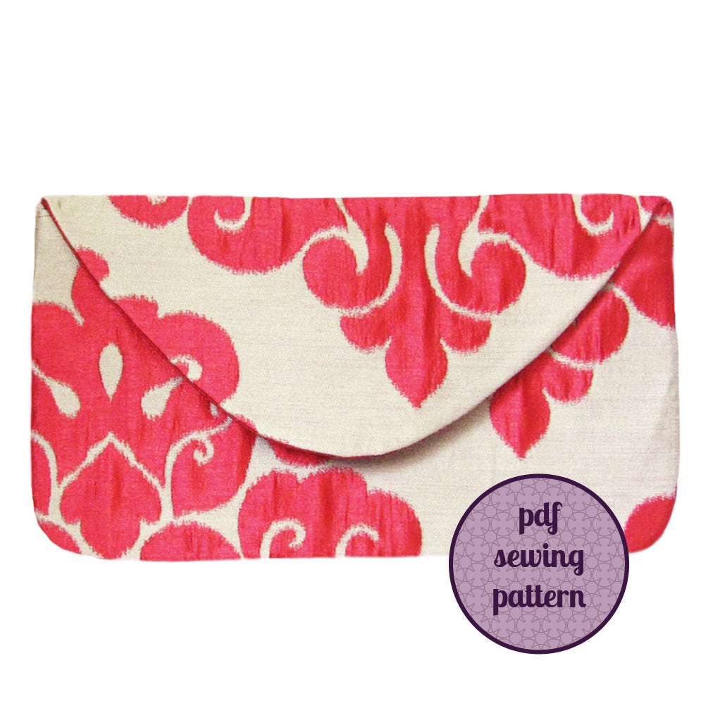 evening envelope clutch