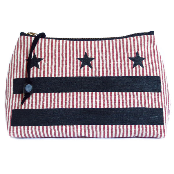 DC Pride zipper pouch from Holland Cox