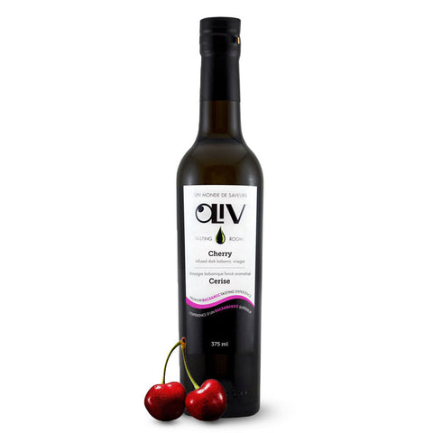 OLiV Tasting Room Cherry Dark Balsamic Vinegar