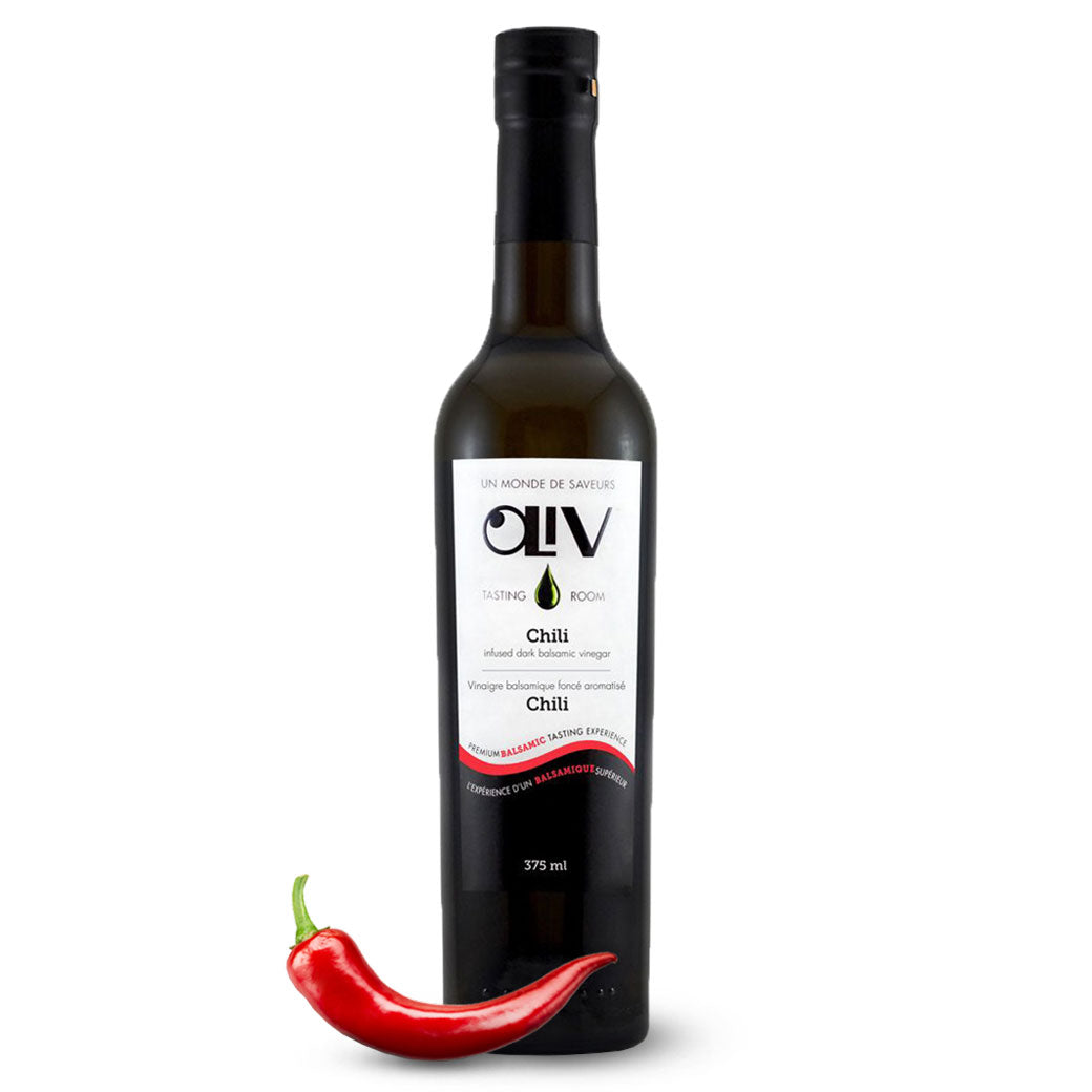 OLiV Tasting Room Chili Dark Balsamic Vinegar