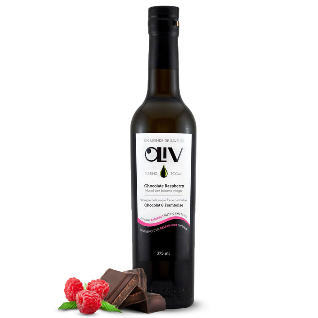 OLiV Tasting Room Chocolate Raspberry Dark Balsamic Vinegar