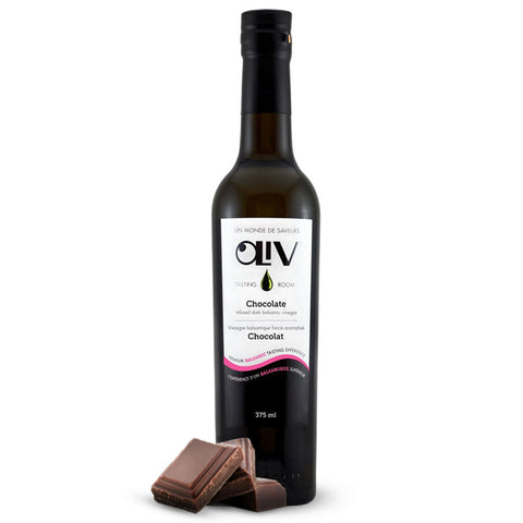 OLiV Tasting Room Chocolate Dark Balsamic Vinegar