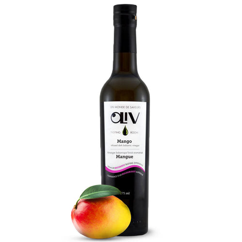 OLiV Tasting Room Mango Dark Balsamic Vinegar