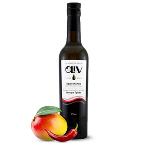 OLiV Tasting Room Spicy Mango Dark Balsamic Vinegar