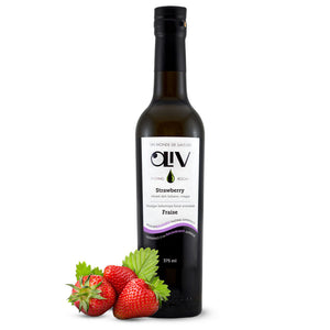OLiV Tasting Room Strawberry Dark Balsamic Vinegar