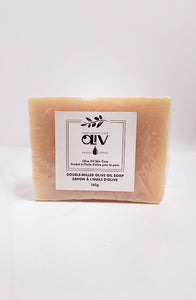 Double-Milled Olive Oil Soap