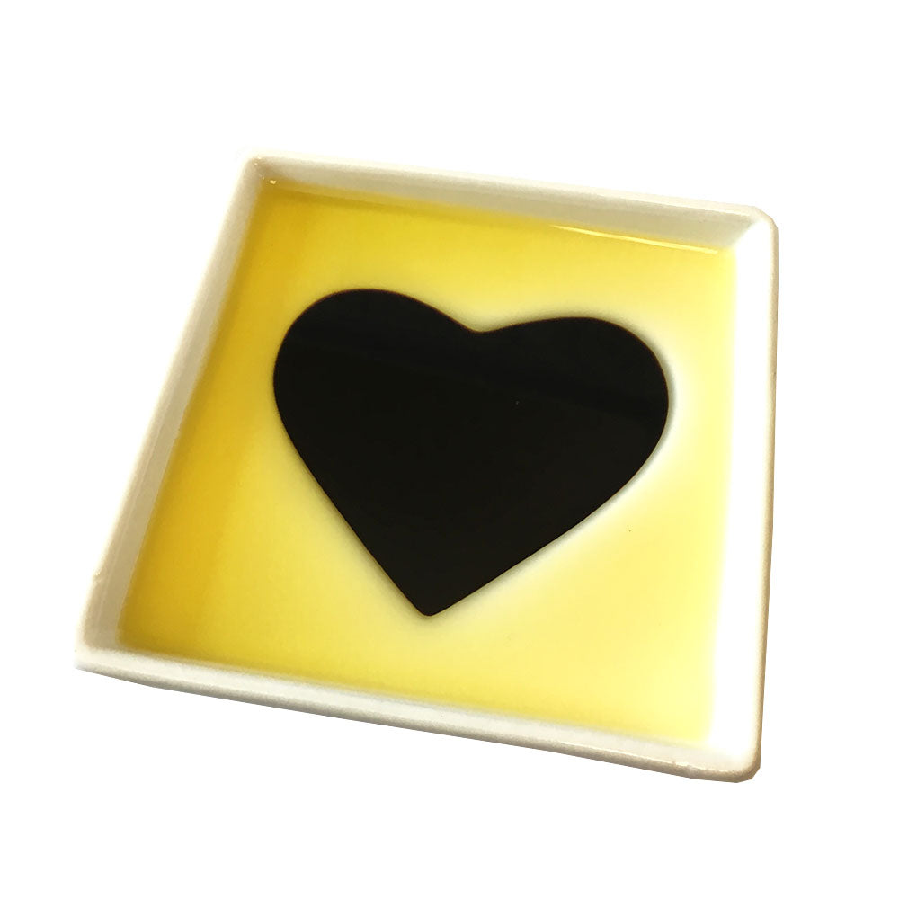 Heart Dipping Plate