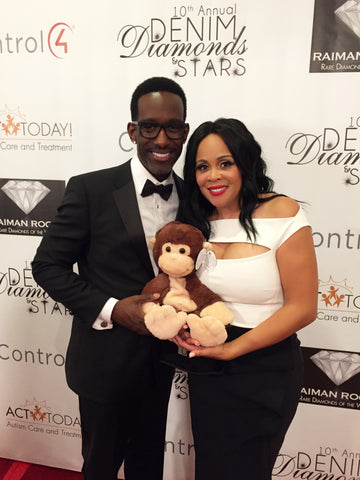 Shawn Stockman, Sharonda Jones ACT TODAY's 10th Annual Denim, Diamonds Gala Four Seasons Warmkins Red Carpet
