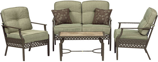 ... Ultimate Comfort Of The Parker Collection Bring Life To Your Outdoor  Space And Provide You With The Maintenance Free Quality That Is La Z Boy  Outdoor.