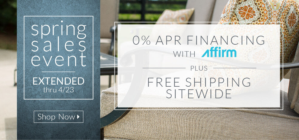 Spring Sales Event - Free Shipping