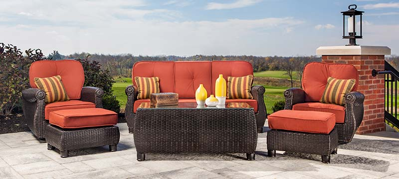 Outdoor Collections LaZBoy Outdoor Furniture - Lazy Boy Patio Furniture