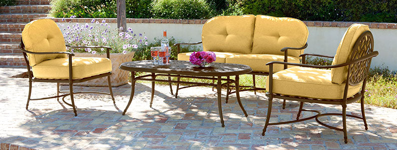 Charleston Patio Seating Set