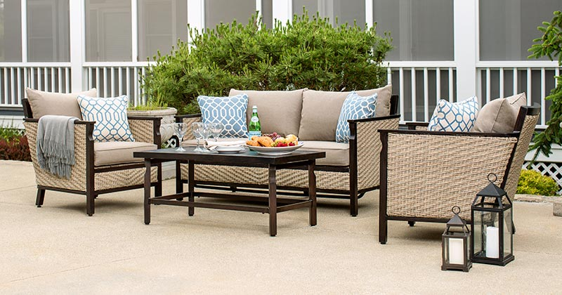 Colton Outdoor Collection