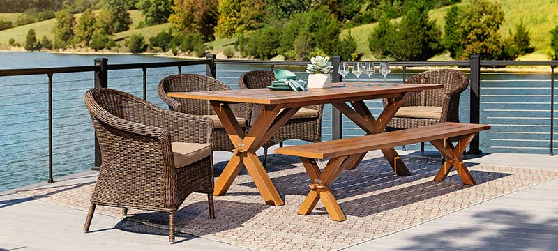 Cumberland Outdoor Collection