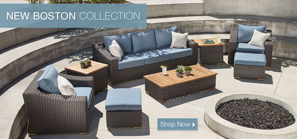 New Boston Patio Collection