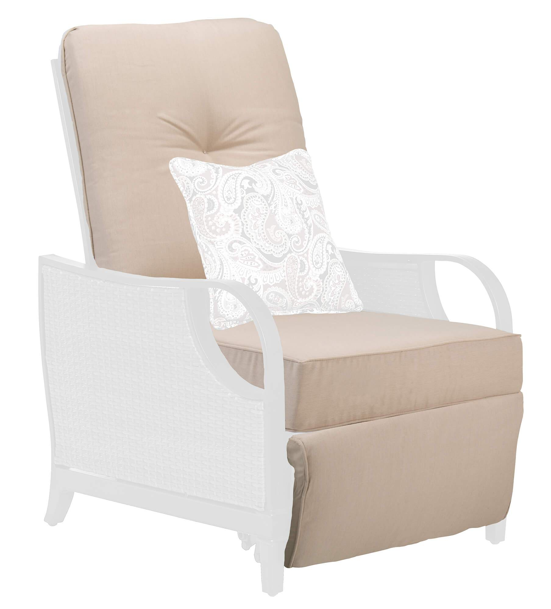 Charlotte Recliner Replacement Cushions La Z Boy Outdoor